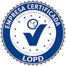 Sitio web certificado